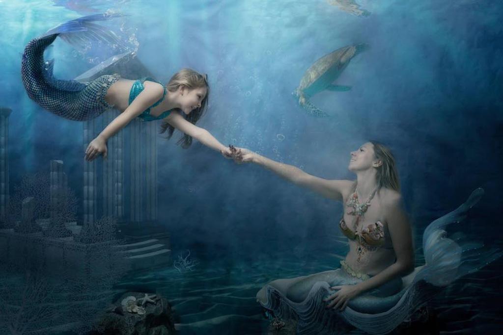 The Little Mermaid (1989) Art - ID: 132477 - Art Abyss